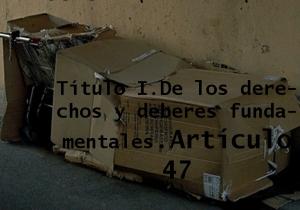 TituloI.Artículo 47